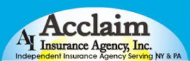 Acclaim Insurance Agency